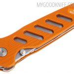 Photo #5 Buck 183 Alpha Crosslock Knife (0183ORS1-B)