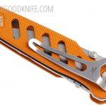 Photo #3 Buck 183 Alpha Crosslock Knife (0183ORS1-B)