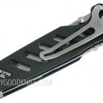 Фотография #7 Buck 183 Alpha Crosslock Knife Green 0183GRS-B