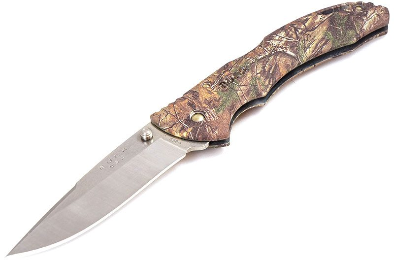 Фотография #2 Buck  286 Bantam BHW, Realtree Xtra Camo Handle