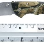 Photo #3 Buck 285 Bantam® BLW Knife, Mossy Oak® Infinity 0285CMS22-B