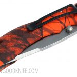 Photo #4 Buck Bantam® BLW Knife, Mossy Oak® Blaze Camo (0285CMS9-B)