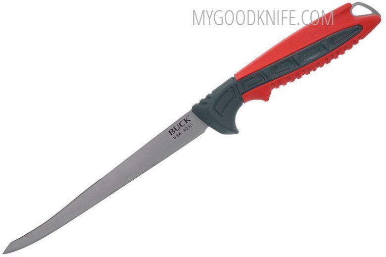 Фотография #1 Buck Clearwater™ Fillet Knife 0023RDS-B