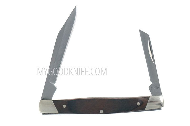 Photo #3 Buck Deuce Knife 0375BRS-B