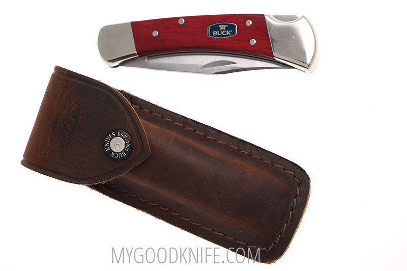 Photo #5 Buck 110 Folding Hunter Knife, Chairman Series (0110CWSNK-B)