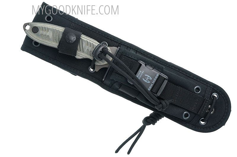 Photo #3 Buck/Hood Punk Knife (0065BKSBH-B)