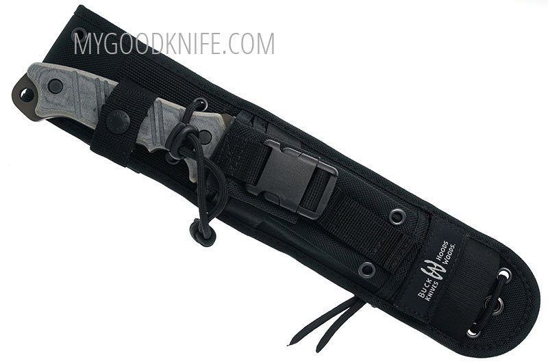Photo #4 Buck/Hood Thug™ Knife (0070BKSBH-B)