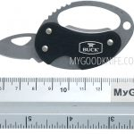 Photo #3 Buck Metro™ Knife Black 0759BKSW-B