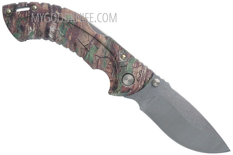 Valokuva #1 Buck Folding Omni Hunter® 10pt Knife (0395CMS20-B)
