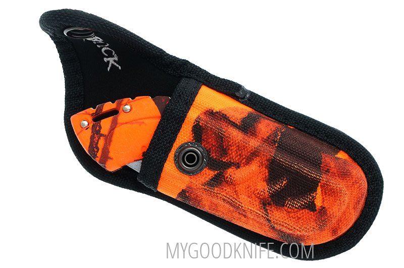 Valokuva #1 Buck Folding Omni Hunter® 10pt Knife (0395CMS9-B)