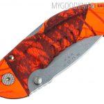 Фотография #3 Buck Folding Omni Hunter® 10pt Knife (0395CMS9-B)