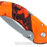 Фотография #4 Buck Folding Omni Hunter® 10pt Knife (0395CMS9-B)