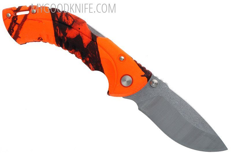 Valokuva #5 Buck Folding Omni Hunter® 10pt Knife (0395CMS9-B)