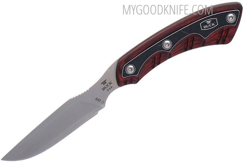 Photo #1 Buck Open Season Caper Knife 0543RWS-B