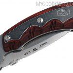 Photo #5 Buck Open Season Folding Skinner Knife (0547RWS-B)