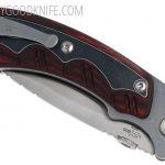 Photo #3 Buck Open Season Folding Skinner Knife (0547RWS-B)