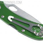 Фотография #1 Buck Spitfire™ Knife, green  (0722GRS1-B)