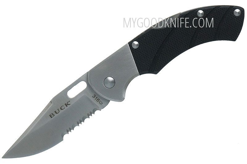 Photo #2 Buck Talus Knife 0316BKX-B