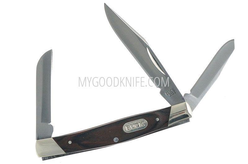 Folding Knife Buck 373 Trio 0373brs B 6 7cm For Sale Buy