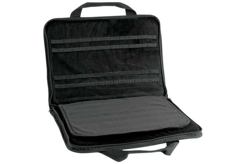 Photo #1 Case Medium Leather Carrying 01075