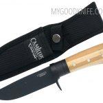 "Photo #3 Camillus 9.75"" Fixed Blade, Bamboo Handle 18538"
