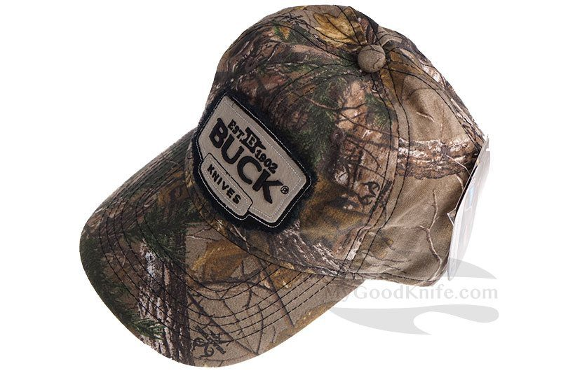 Фотография #1 Buck Adult Hat  RealTree Xtra Camo 89068