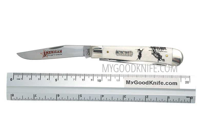Photo #2 Case Whitetail Trapper (10440)