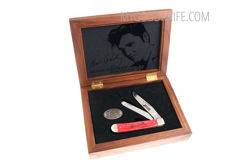 Photo #2 Case Elvis Trapper Gift Set (17504)