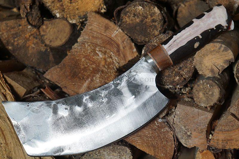 Фотография #2 Универсальный кухонный нож Cathill Knives Комбинированная рукоять ckkc2305 17см