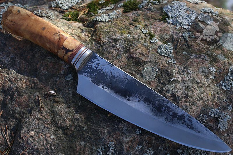 Photo #1 Cathill Knives Chef knife, birch