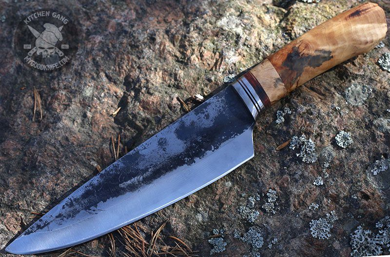 Photo #2 Cathill Knives Chef knife, birch