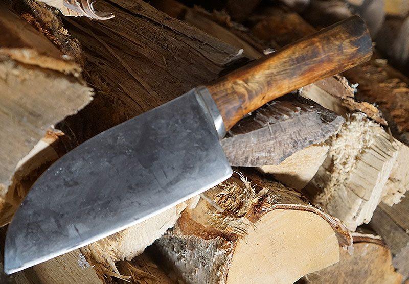 Photo #2 Utility kitchen knife Cathill Knives Santoku  ckss 14.6cm