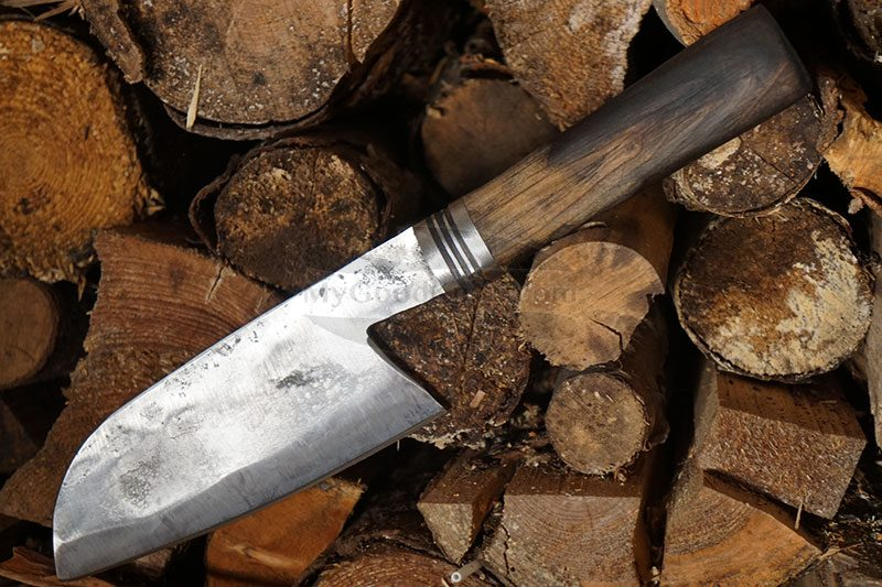 Valokuva #2 Yleisveitsi Cathill Knives Santoku, tammi ckst2305 14.5cm