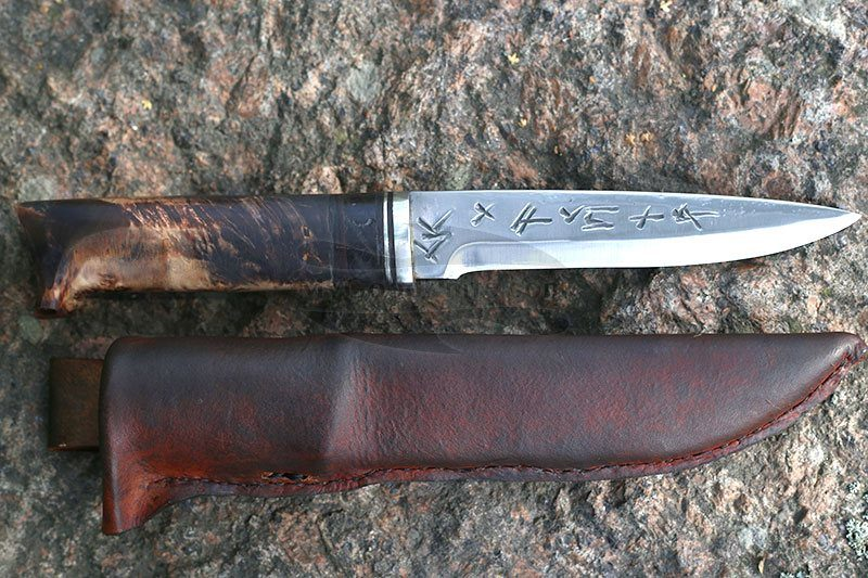Photo #2 Cathill Knives Fixed blade knife