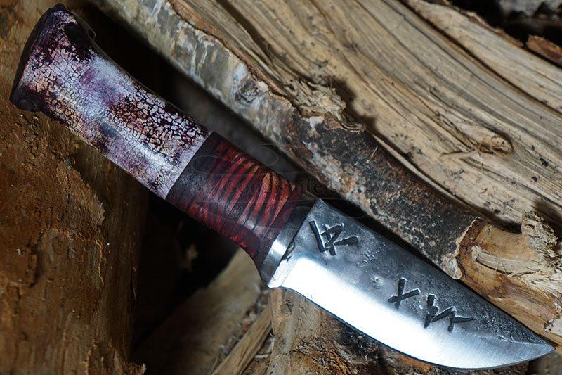 Valokuva #1 Cathill Knives Eräpuukko, violetti ckepv2305 10.3cm