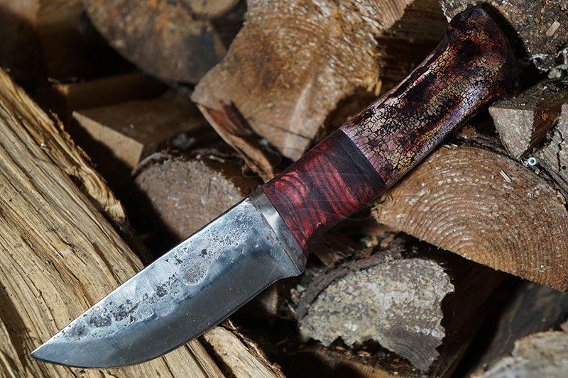 Valokuva #2 Cathill Knives Eräpuukko, violetti ckepv2305 10.3cm