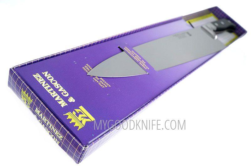 Фотография #1 Martinez&Gascon  Virola Поварской нож, 30 см  (4857)