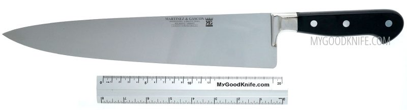Photo #3 Chef's knife Martinez&Gascon  Virola 30 sm (4857)