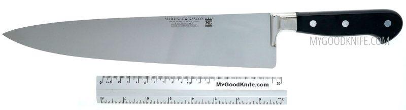 Фотография #3 Martinez&Gascon  Virola Поварской нож, 30 см  (4857)
