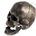 Фотография #2 Lanyard Bead Skull, nickel silver
