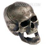 Фотография #1 Lanyard Bead Skull, nickel silver