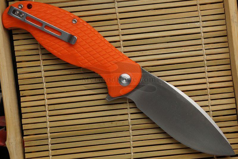 Фотография #2 Складной нож CIVIVI Naja оранжевый C802A 9.5см
