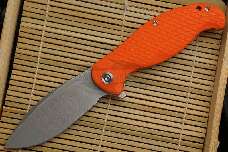 Фотография #1 Складной нож CIVIVI Naja оранжевый C802A 9.5см