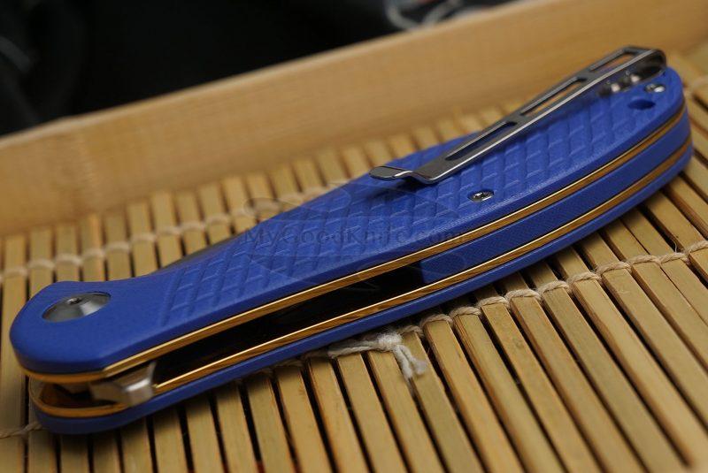 Фотография #3 Складной нож CIVIVI Naja синий C802B 9.5см