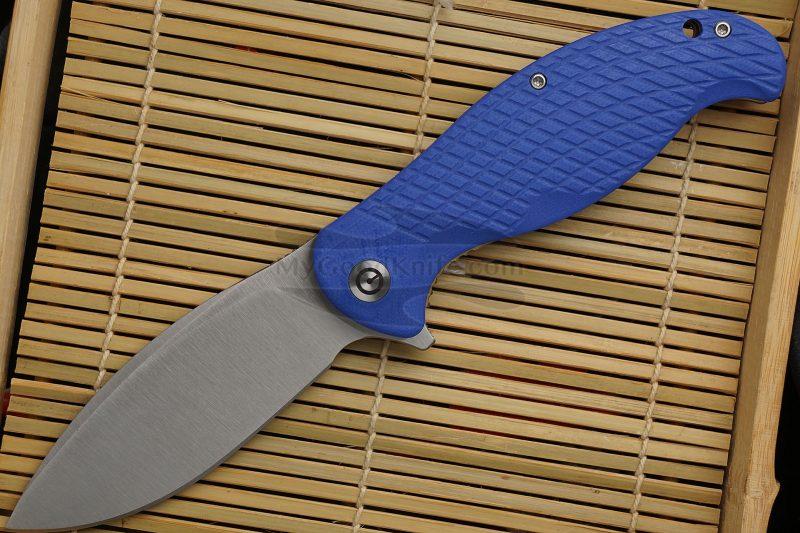 Фотография #1 Складной нож CIVIVI Naja синий C802B 9.5см
