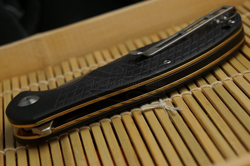 Фотография #3 Складной нож CIVIVI Naja черный C802C 9.5см