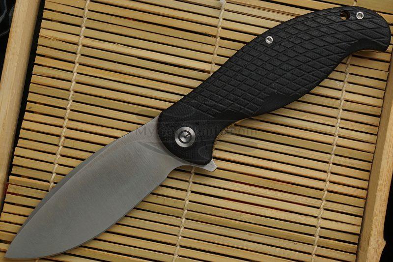 Фотография #1 Складной нож CIVIVI Naja черный C802C 9.5см