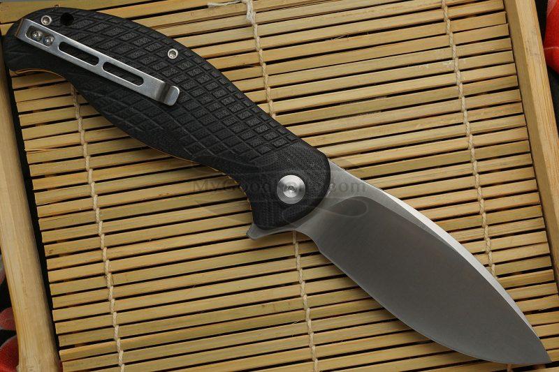 Фотография #2 Складной нож CIVIVI Naja черный C802C 9.5см