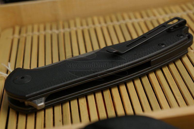 Фотография #3 Складной нож CIVIVI Praxis Черный C803DS 9.5см