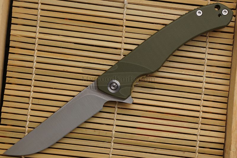 Фотография #1 Складной нож CIVIVI Courser Зеленый C804A 8.8см